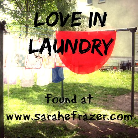 Love in Laundry