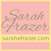 Sarah Frazer button