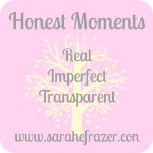 honest moments