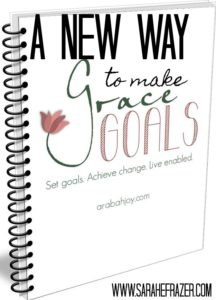 A New Way to Make Goals