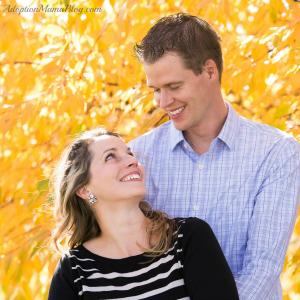 Mark & Tamara for Adoption Story