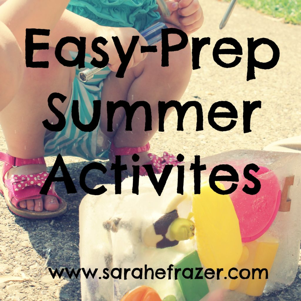 Easy Prep Summer