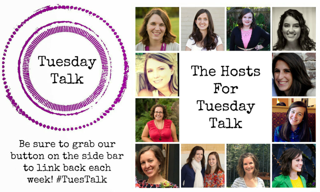 Tuesday Talk New Full Button