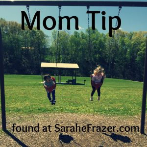 Mom Tip Monday – Reading Scripture