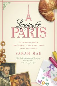 My Writing Heart and Longing for Paris
