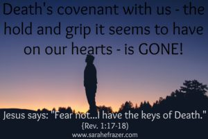 Tuesday Thoughts – Death's Covenant