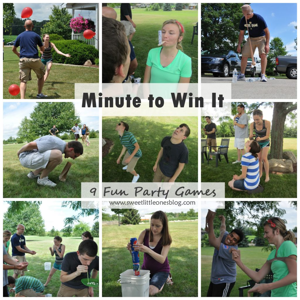 Minute to Win It Collage copy