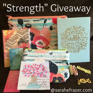 Strength Giveaway