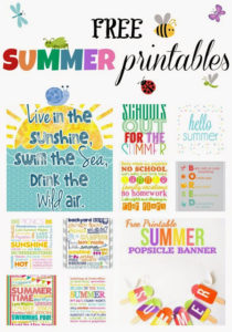 Summer Relaxing Round-Up