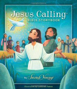 jesus calling storybook bible