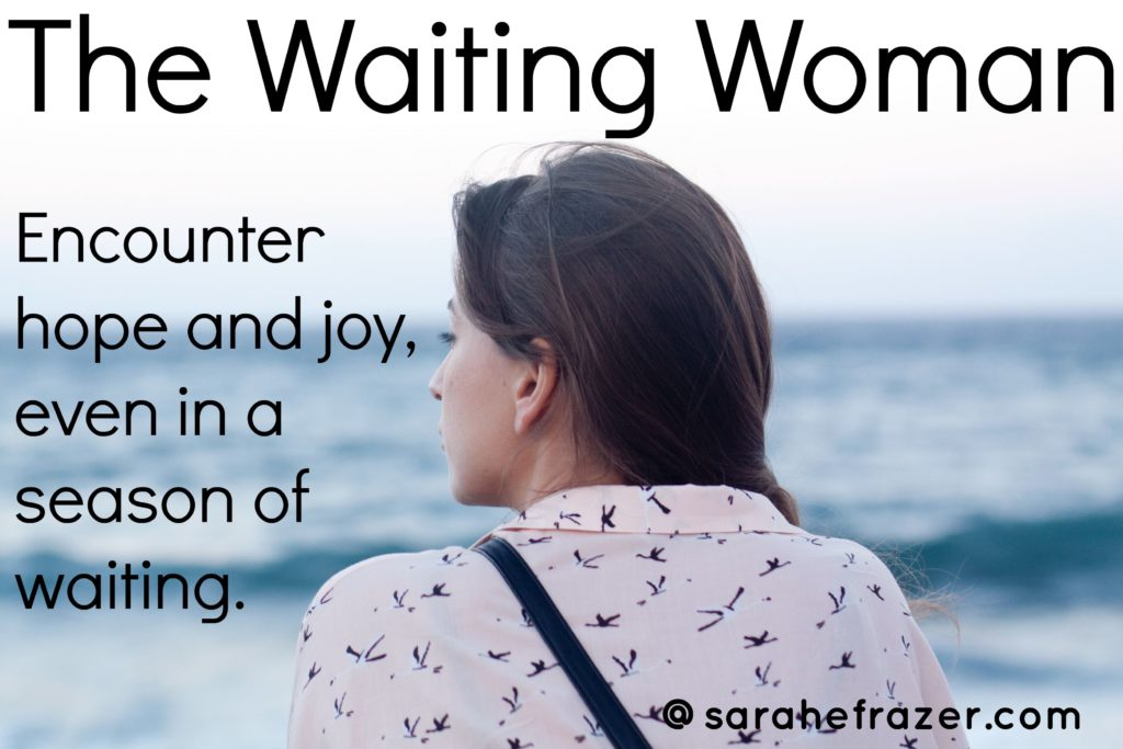 waiting woman3