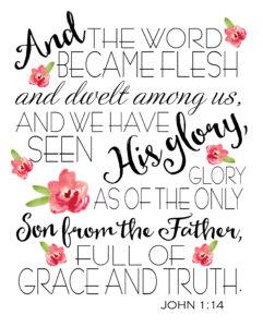 John 1 14