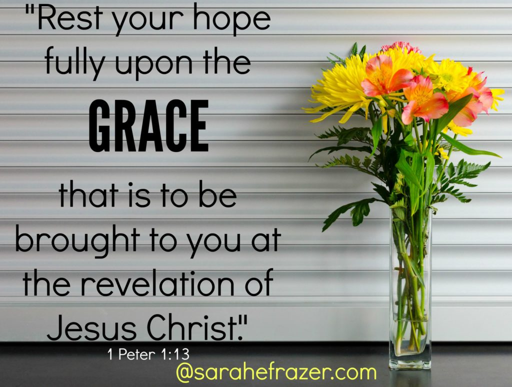 Rest Your Hope on Grace