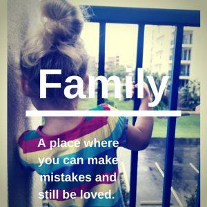 31 Days {Family}