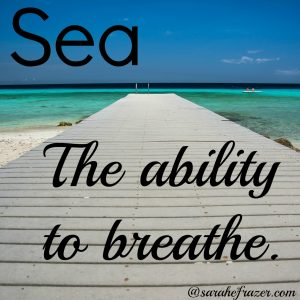 31 Days {Sea}