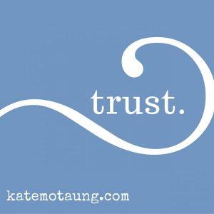 31 Days {Trust}