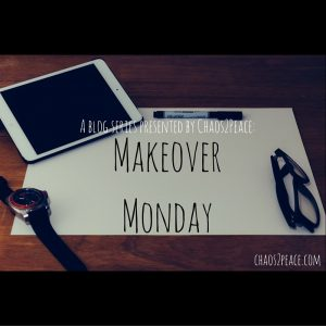 Makeover Monday Guest Post