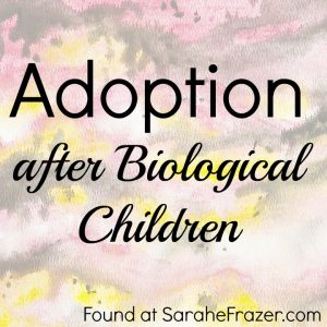 Adoption After Biological Children – Kristi's Story Part 1