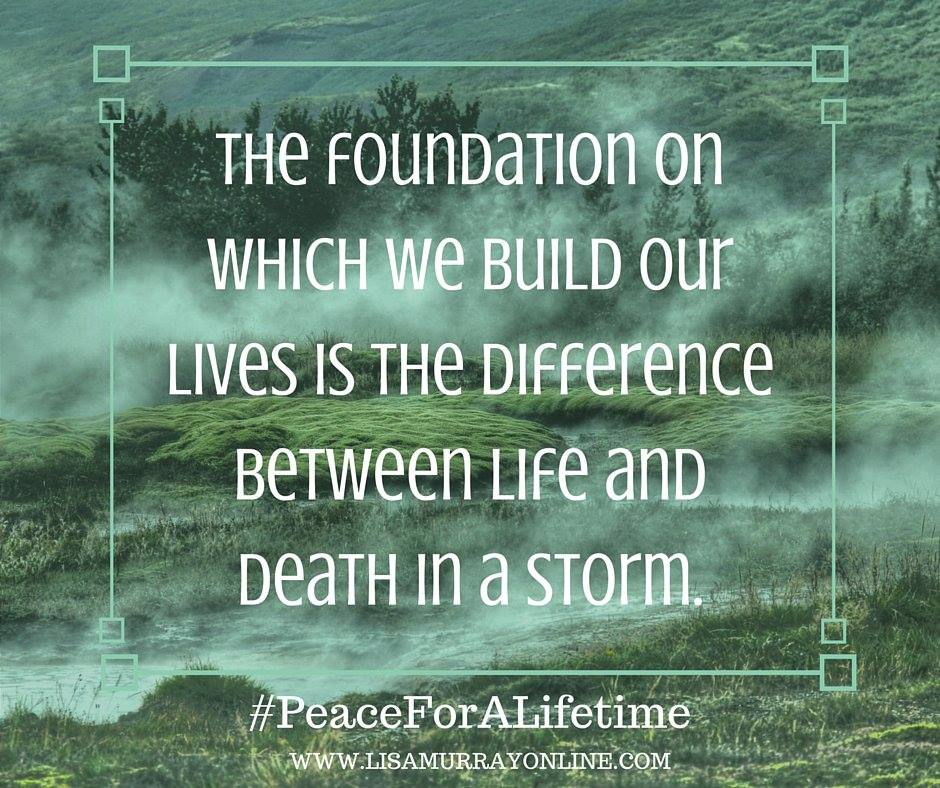 Peace for a Lifetime image2