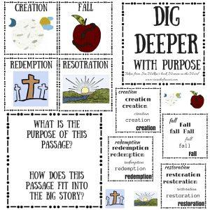 Dig Deeper 1