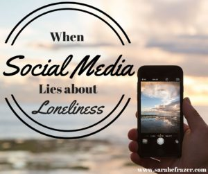 When Social Media Lies about Loneliness