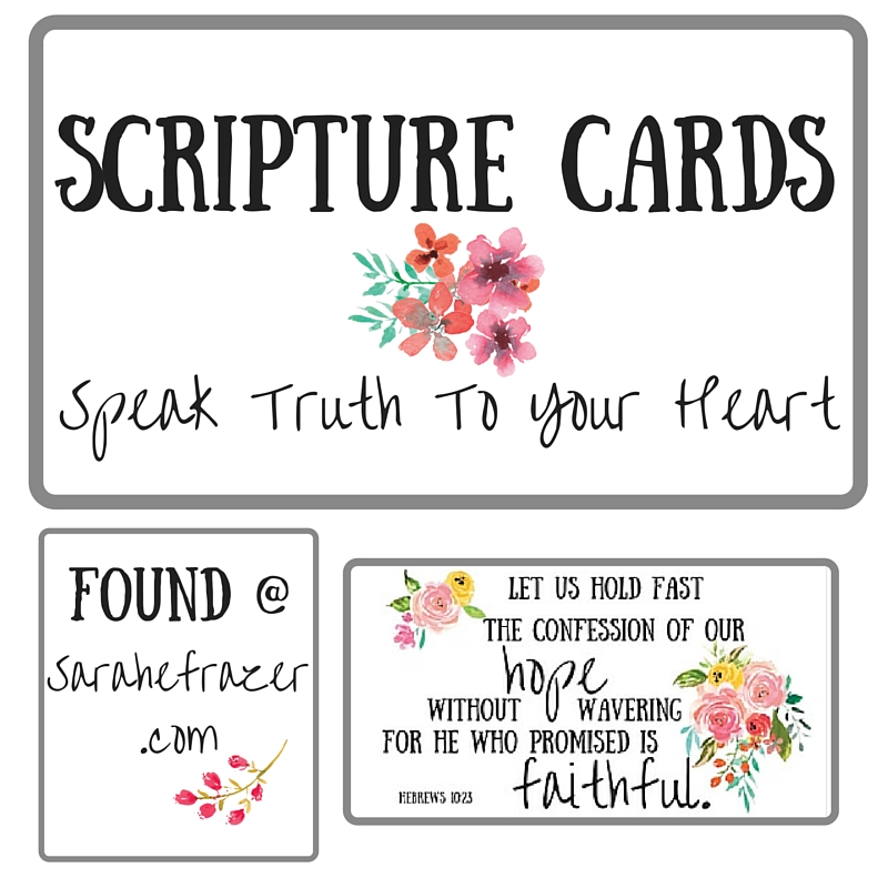 Scripture TRUTH Cards