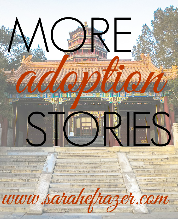 more adoption stories