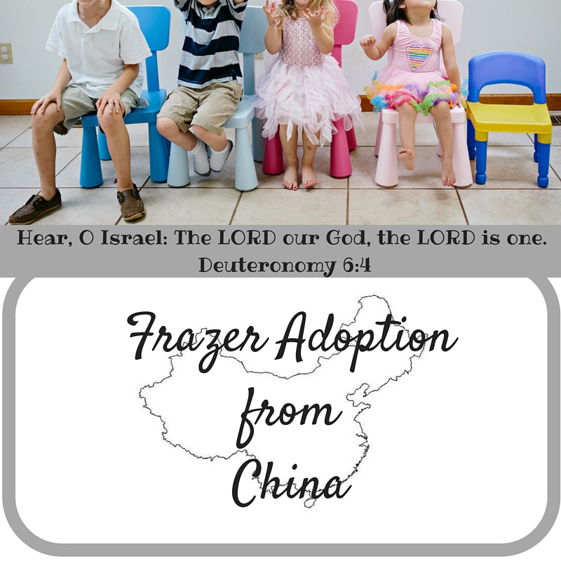 Frazer Adoption From China