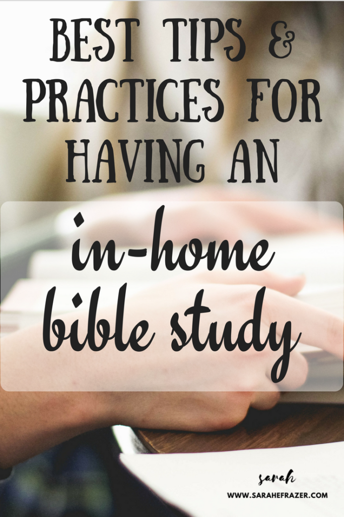 Best Tips and Practices for Bible Study