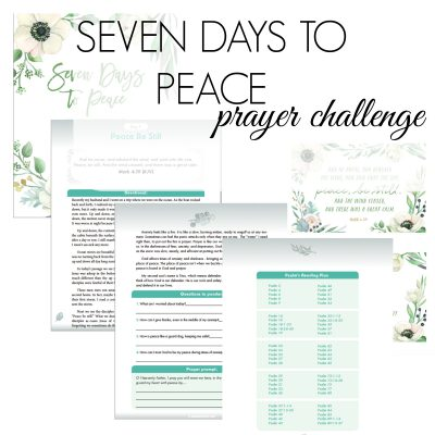 Seven Days to Peace Inside