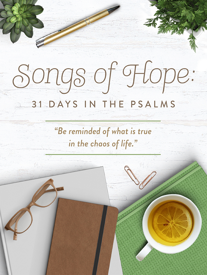 Songs of Hope: 31 Days in the Psalms