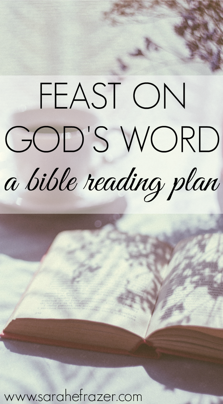 Free Bible Reading Schedule