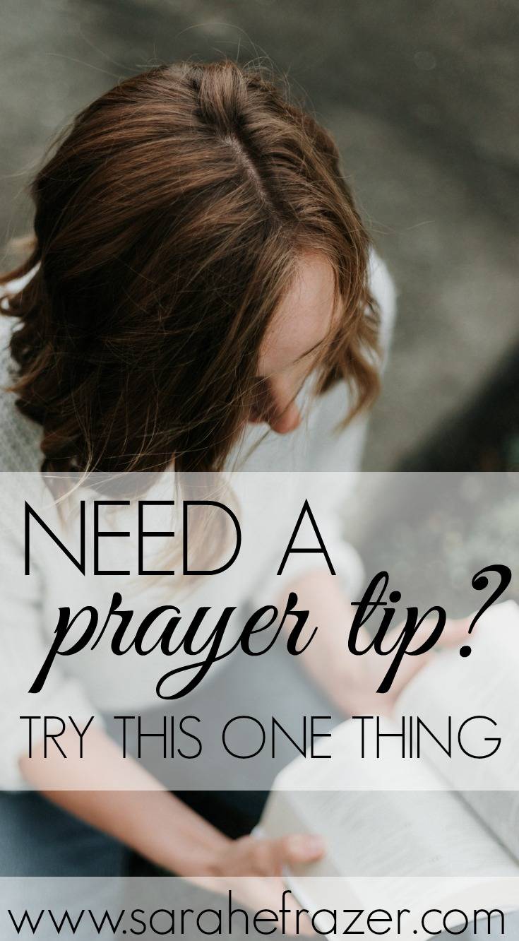 How to Get Started with Prayer
