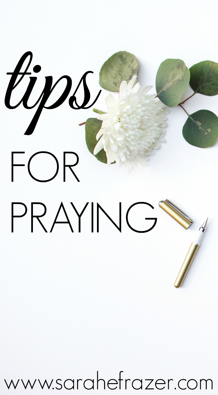 Three Things to Do When We Are Stalled Out in Prayer