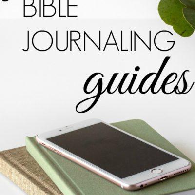 Free Women of Faith Bible Journaling Guide