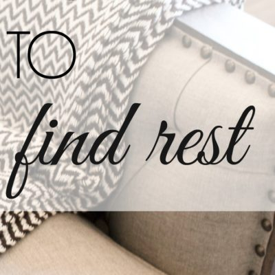 What is True Rest?