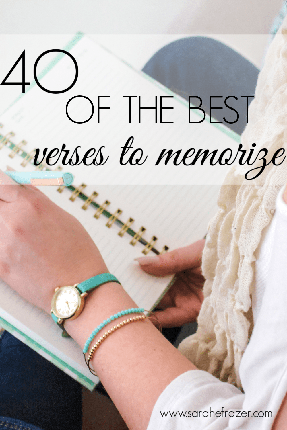 40 of the Best Verses to Memorize