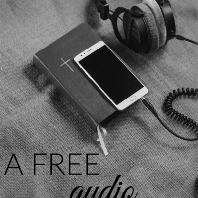 Looking Up From the Pit : A Free Audio Devotional