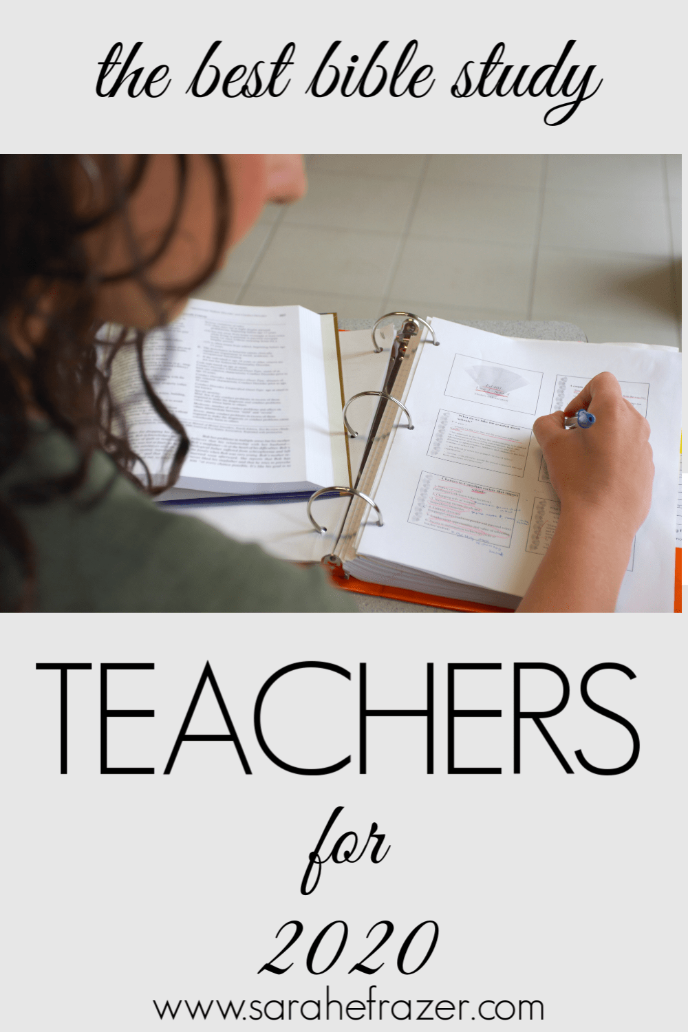 Seven of the Best Women Bible Study Teachers