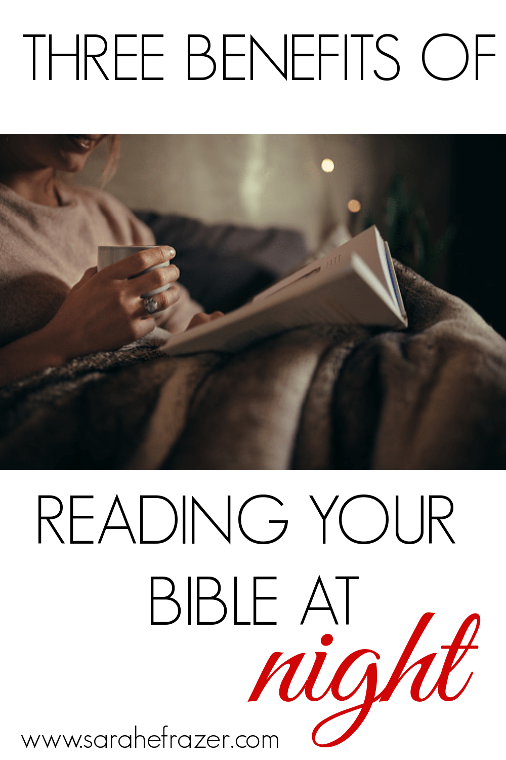 When Should I Read My Bible?